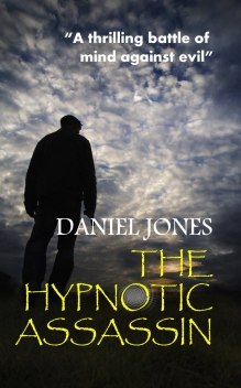 Dan Jones Hypnotic Assassin Book Cover