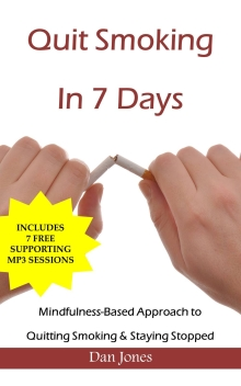 Dan Jones Quit Smoking 7 Days Book Cover