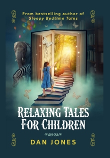 Relaxing Tales For Children - High Resolution Paperback Stretched