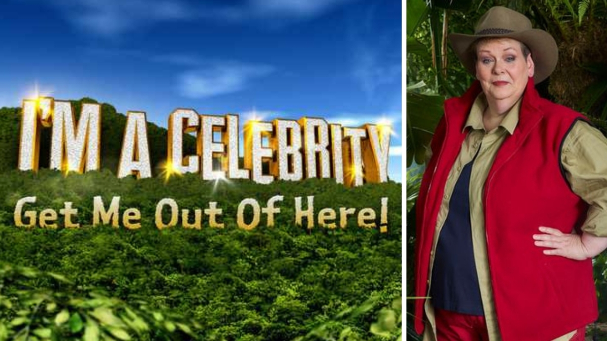 Anne Hegerty I'm a Celebrity Get Me Out of Here!